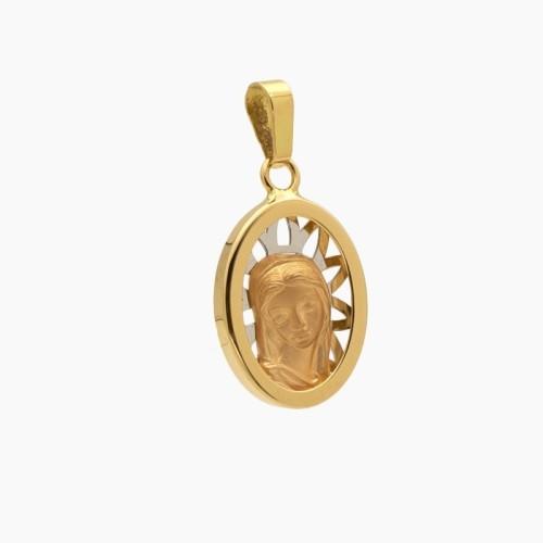 Medalla oval